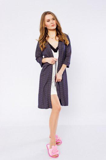 Комплект женский (халат+сорочка)