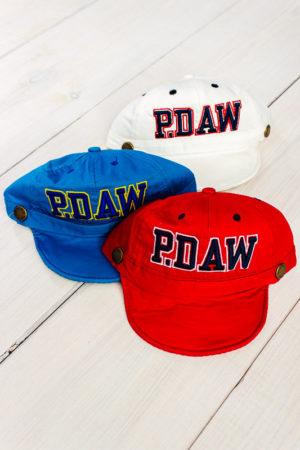 "Кепка для мальчика ""P.DAW"""