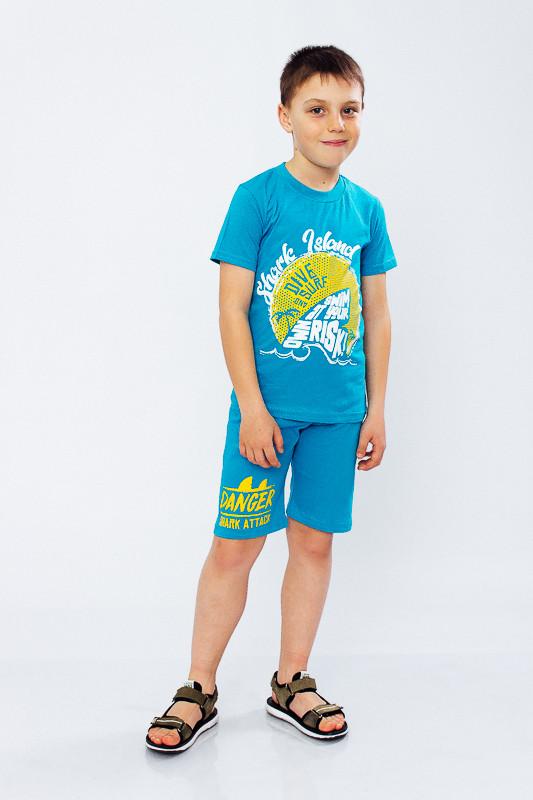Комплект для хлопчика (Футболка + шорти)