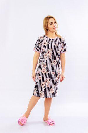 Сорочка женская (для кормящих мам)