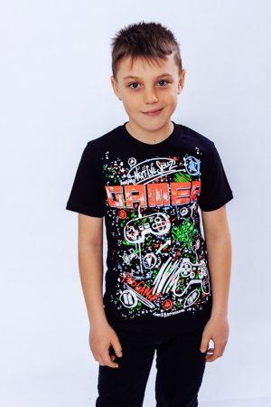 "Футболка для мальчика ""Gamer"""