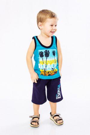 Комплект для мальчика (майка+шорты)
