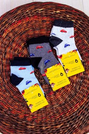 Носки для мальчика (демисезон)