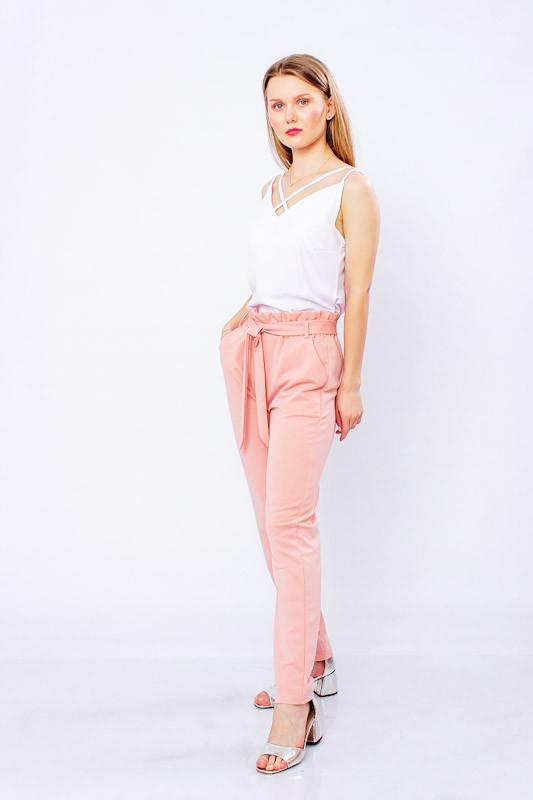Штани жіночі рожеві