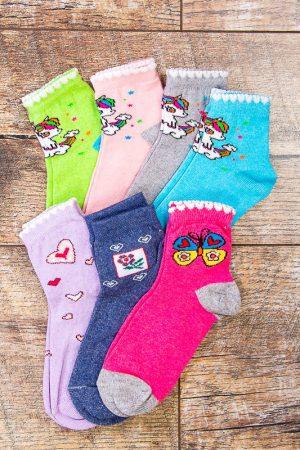 Шкарпетки для дівчинки (демісезон)