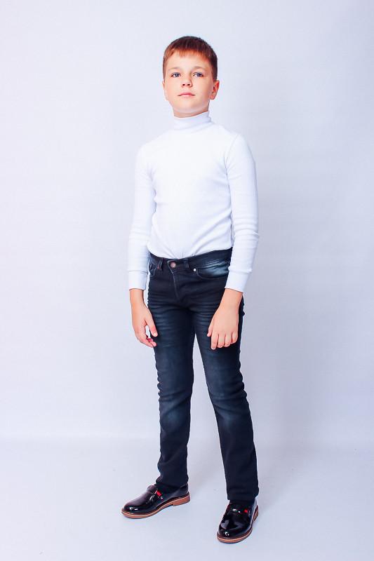 Джинси для хлопчика (підліткові)
