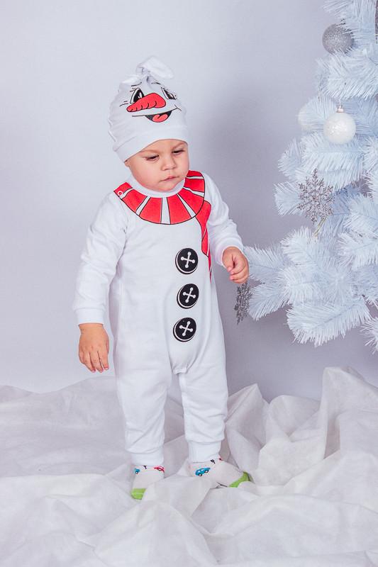"""Комплект ясельный """"Новогодний"""""""
