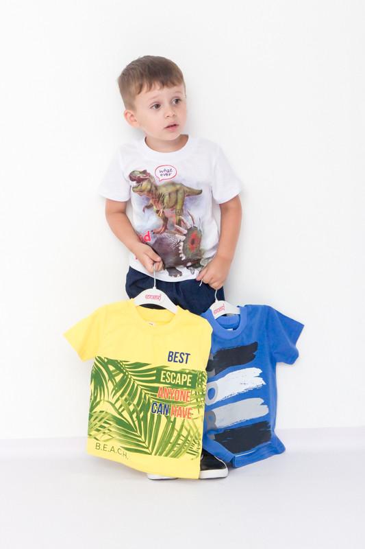 Набір футболок для хлопчика (3шт.)