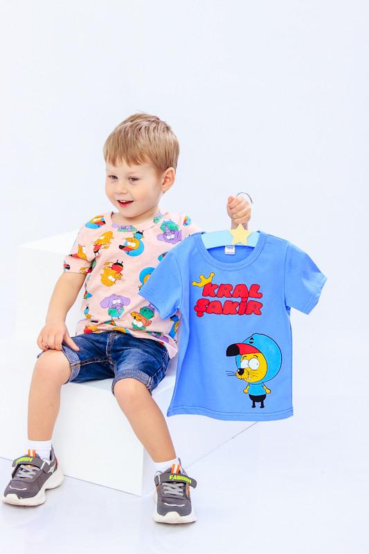 Комплект футболок для хлопчика (2 шт)