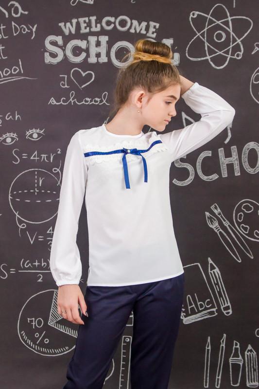 Блузка для девочки  - 122 см