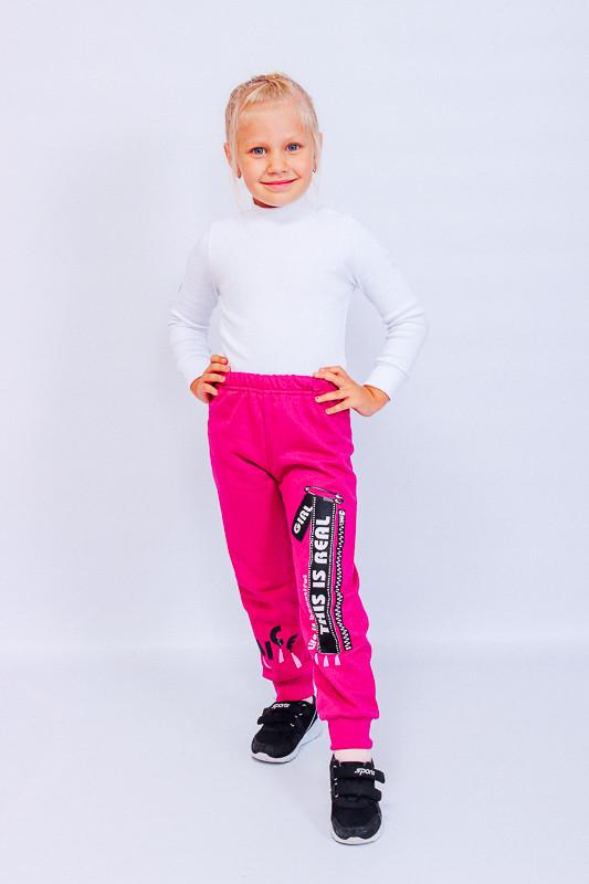 Штани для дівчинки