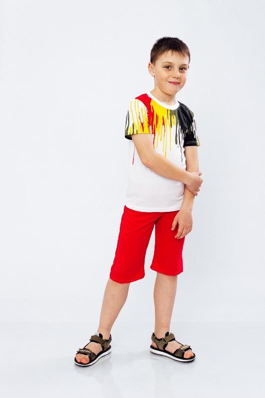 Комплект для мальчика (футболка+бриджи)