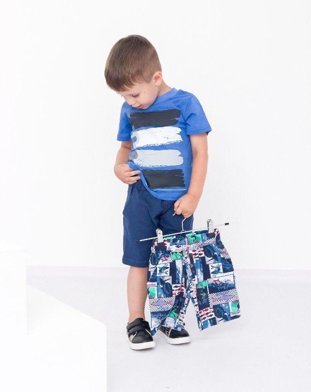 """Комплект с двух шорт для мальчика """"Стиль"""""""