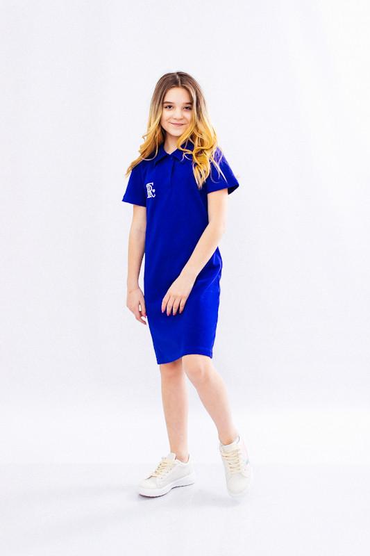Плаття-поло для дівчинки