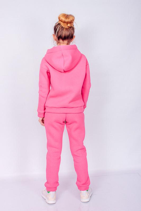 Теплий костюм для дівчинки (підлітковий)