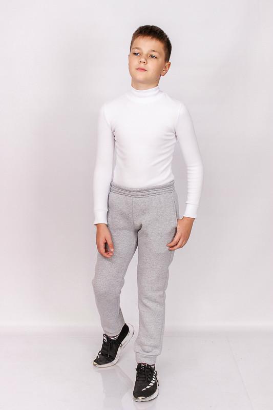 Теплые брюки для мальчика (подростковые)