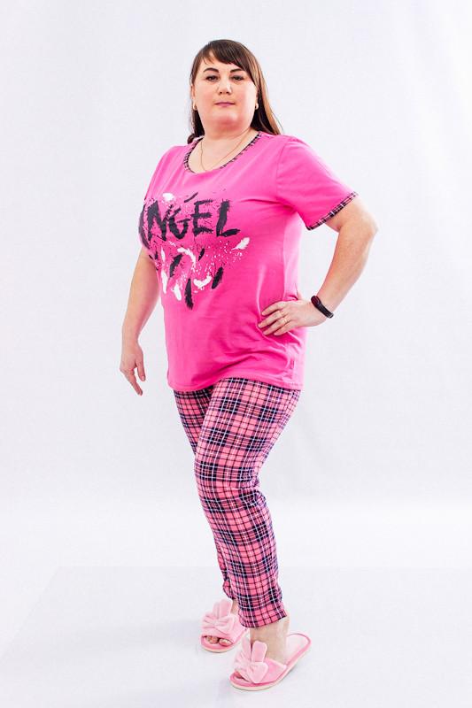 Комплект женский (футболка+брюки)