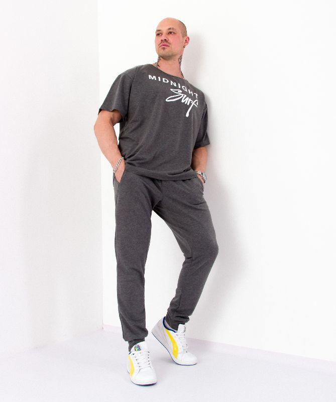 Комплект мужской (футболка+брюки)