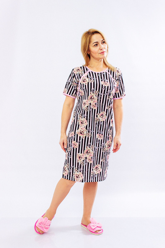 Сорочка жіноча (для годуючих мам)