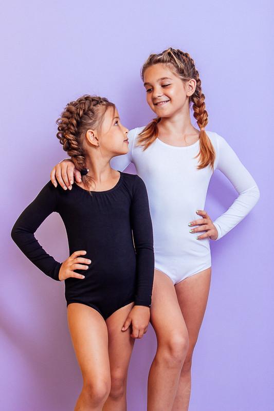 Спортивный купальник для девочки