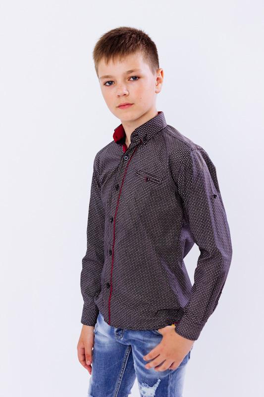 Рубашка для мальчика 216650D