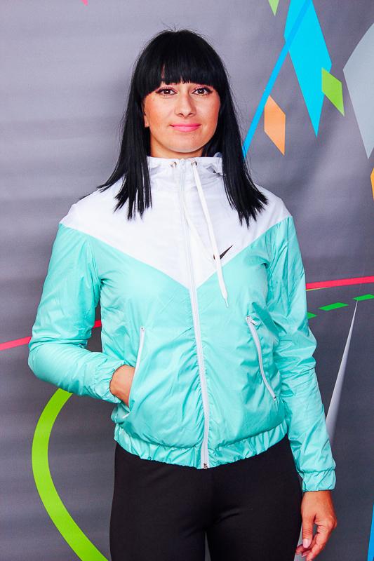 Ветровка женская с утеплителем 295126