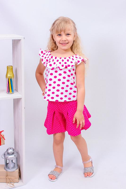 Комплект для девочки 6028-043