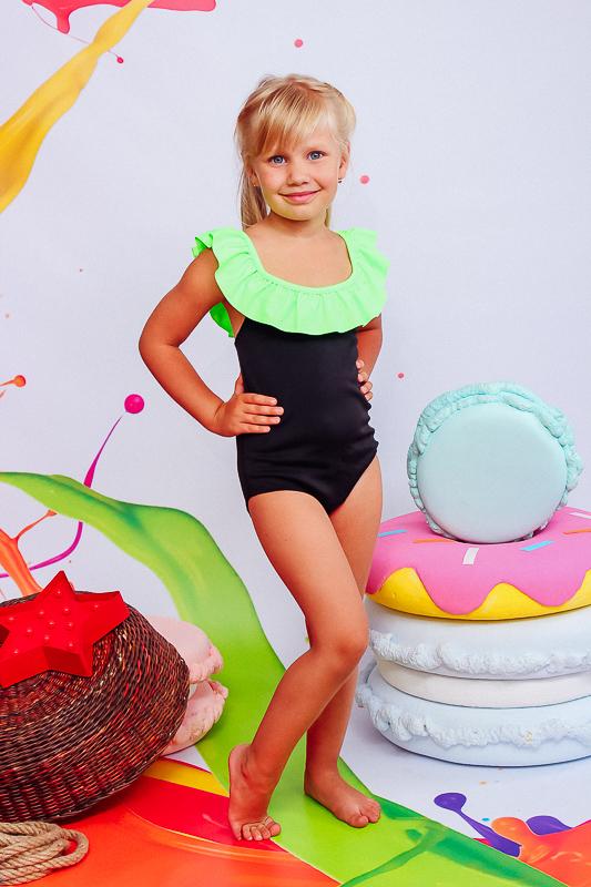 Купальник для девочки 4002-079