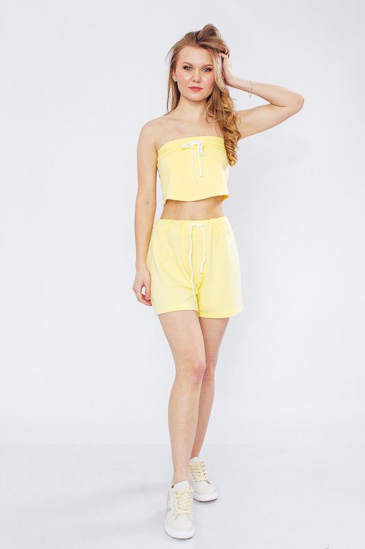 Комплект женский (Топ+шорты) 43251