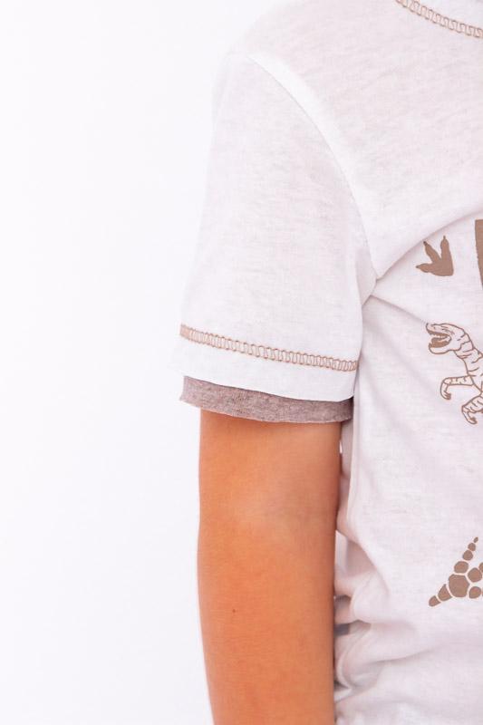Комплект ясельный (футболка+шорты) 5021-001-33