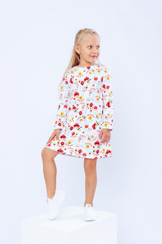 Платье для девочки 6004-002