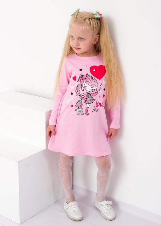 Платье для девочки 6004-023-33