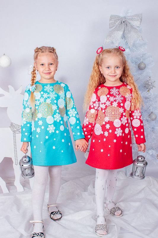 Платье для девочки 6004