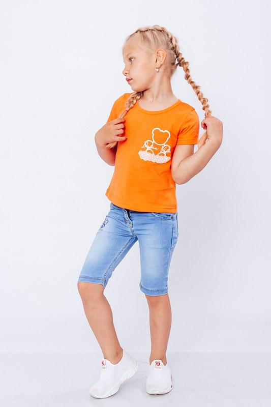 Футболка для девочки 6012-1