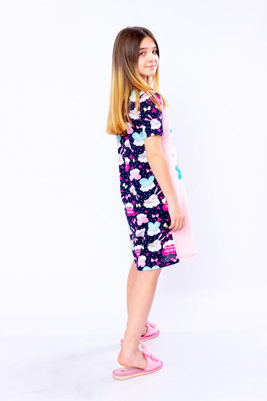 Сорочка для девочки 6019-002-33