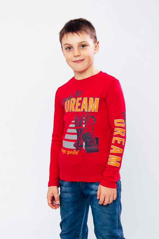 Джемпер для мальчика 6025-015-33-1