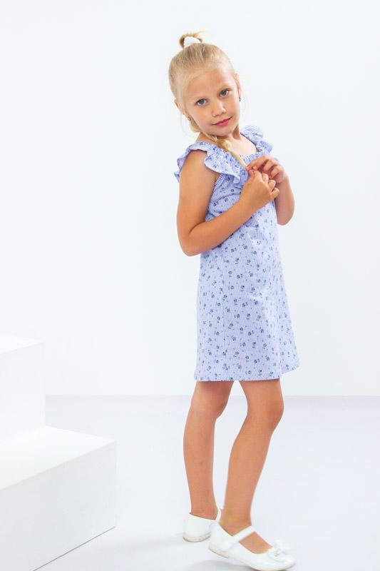 Платье для девочки 6027-002-1