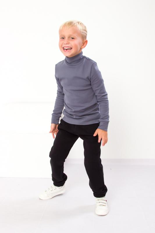 Теплые детские брюки 6060-025