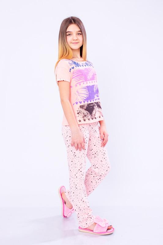 Пижама для девочки (подростковая) 6076-002-33-2