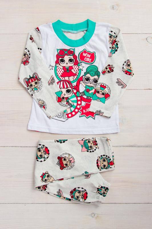 Пижама для девочки 6076-002-33-5