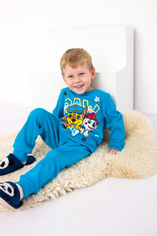 Пижама  для мальчика 6076-008-33-4