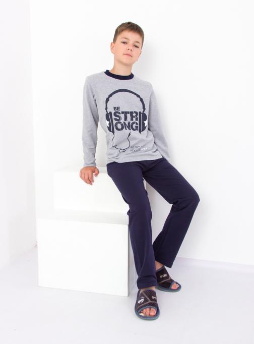 Пижама для мальчика (подростковая) 6076-023-33-1