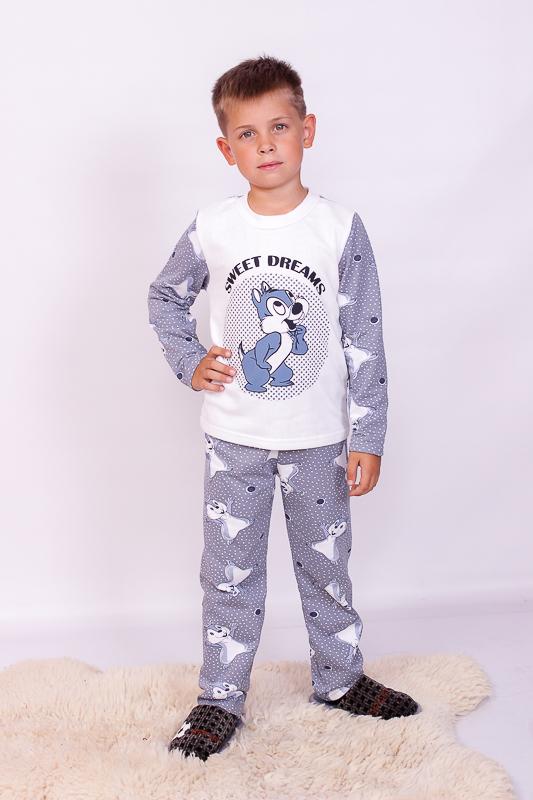 Пижама для мальчика 6076-024-33-4