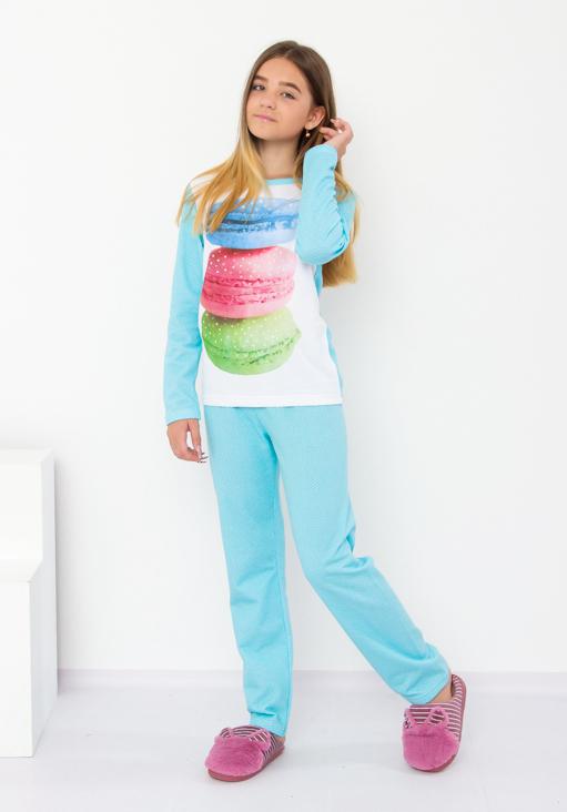 Пижама для девочки (подростковая) 6076-024-33-2