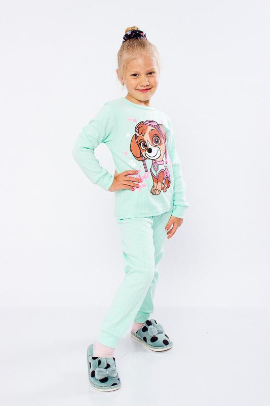 Пижама для девочки - 122 см