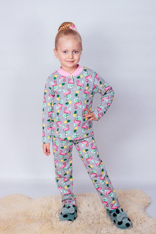 Пижама для девочки 6077-024-5