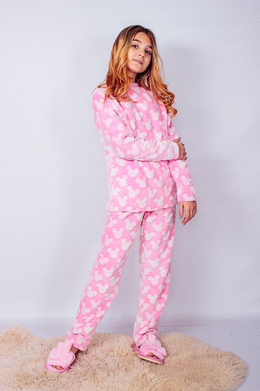 Пижама подростковая для девочки 6079-035-2