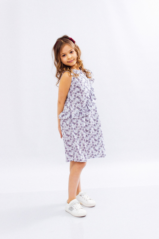 Платье для девочки 6101-077
