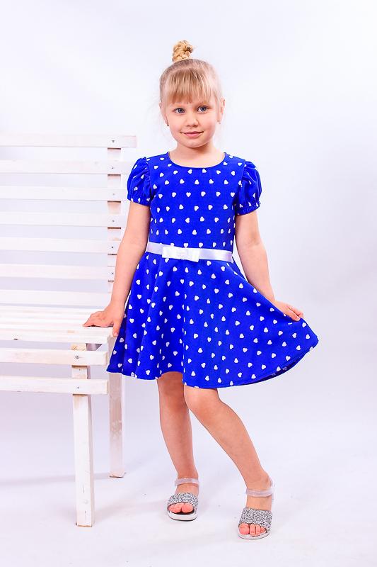 Платье для девочки 6107-078