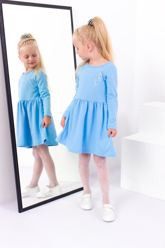 Платье для девочки 6117-023-33-1